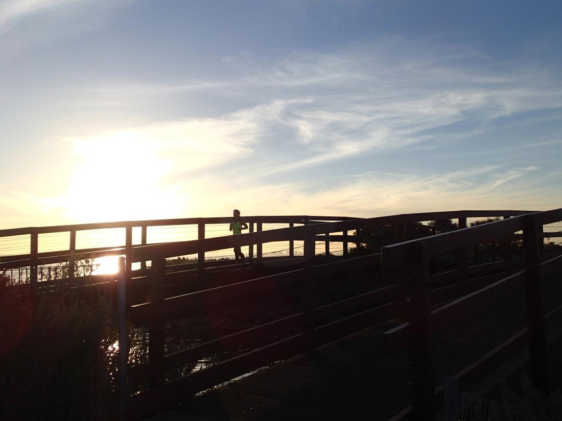 Elwood Canal Bridge