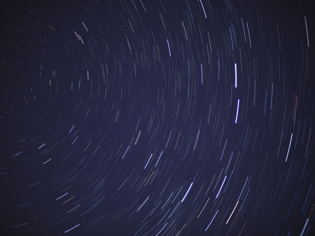 Elwood Beach Star Trail